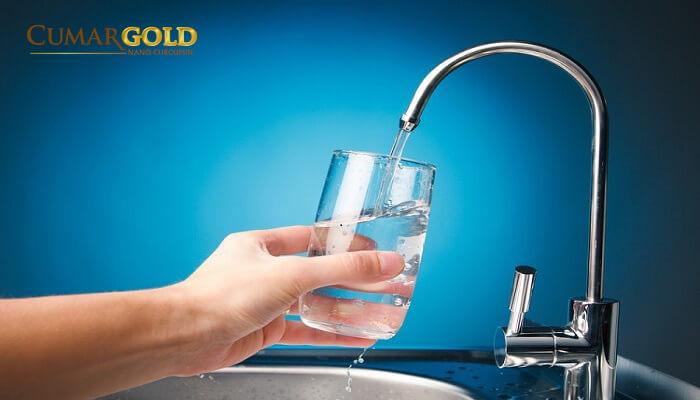 Sử dụng nguồn nước an toàn