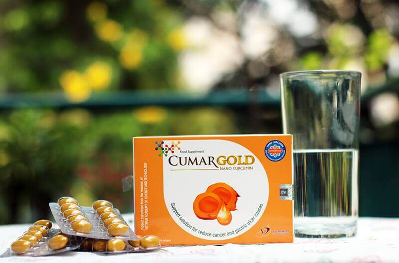 Hộp thuốc Cumargold