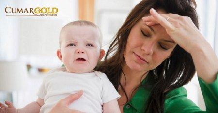 Đau dạ dày sau sinh  – Mách mẹ 6 cách xử lý