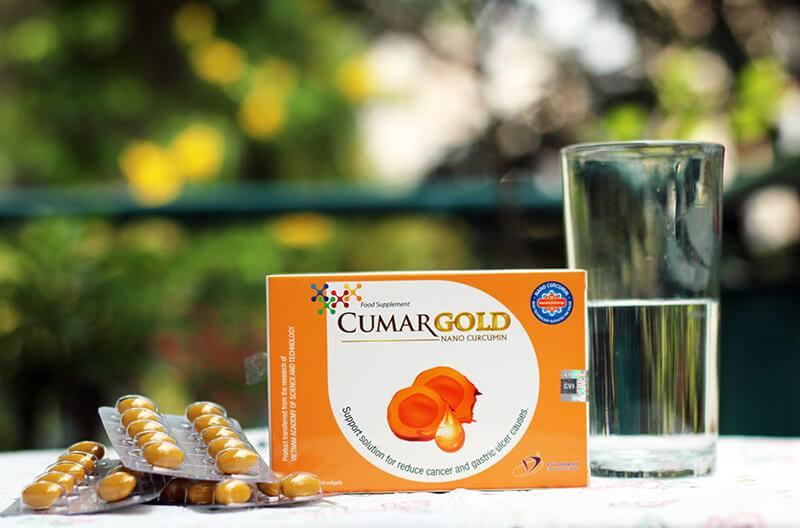 CumarGold – Hỗ trợ điều trị đau dạ dày cấp