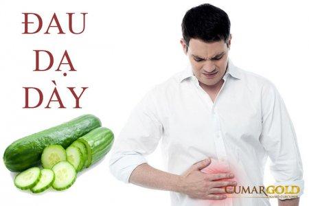 Sự thật về đau dạ dày có nên ăn dưa chuột