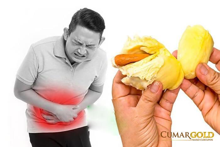 Đau dạ dày có ăn được sầu riêng không?