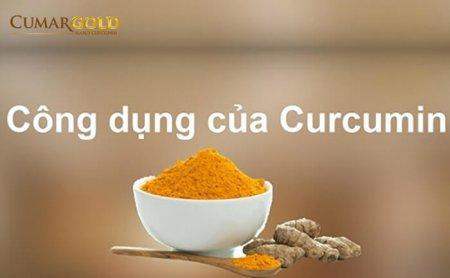Tác dụng của curcumin khiến bạn bất ngờ