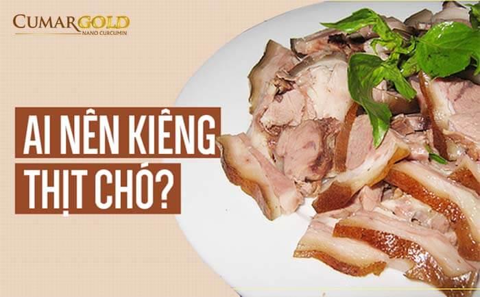 Tại sao đau dạ dày nên hạn chế ăn thịt chó