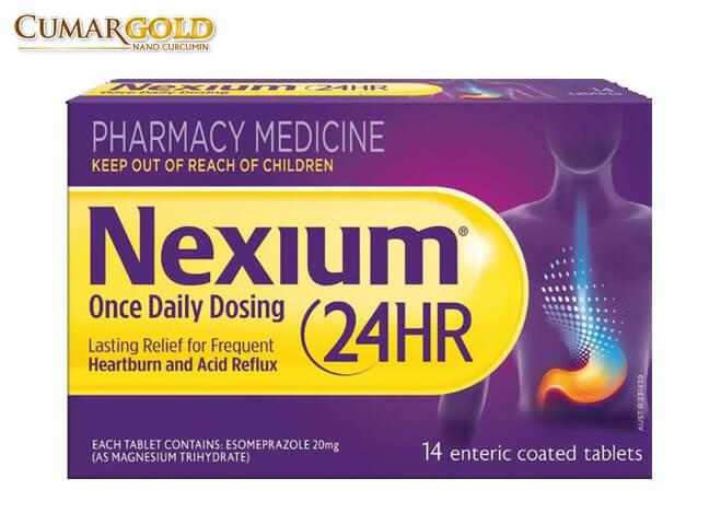 Thuốc giảm đau dạ dày Nexium-24h