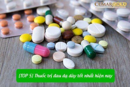 [TOP 5] Thuốc Trị Đau Dạ Dày Hiệu Quả, Tốt Nhất 2020 [UPDATE]