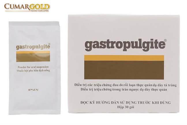 Thuốc chữa viêm loét dạ dày tá tràng Gastropulgite