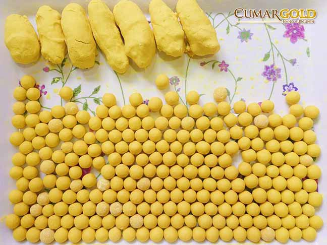ăn tinh bột nghệ với mật ong (viên), trộn với sữa chua,…giúp phòng bệnh, làm đẹp da