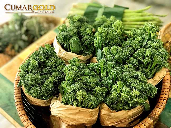 Bị viêm niêm mạc dạ dày nên ăn thực phẩm giàu chất chống oxy hóa và vitamin