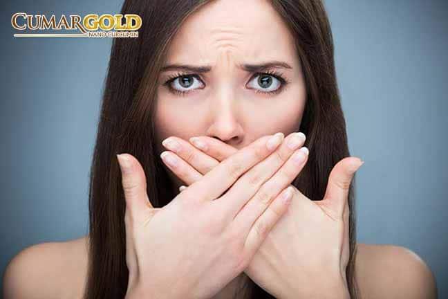 Người bị đau dạ dày có bị hôi miệng không?