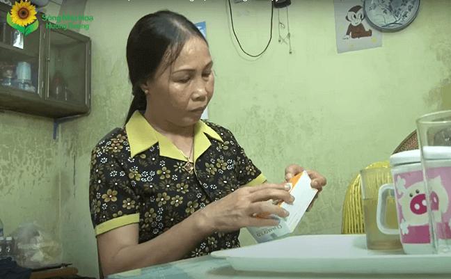 Cô Tố Thanh tìm hiểu rất kỹ sản phẩm trước khi sử dụng