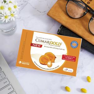 CumarGold New – Lựa chọn ưu việt cho người bị viêm loét dạ dày lâu năm